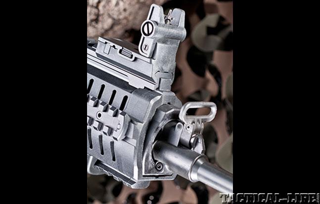 ARX100 Black Guns front sights