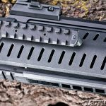 ARX100 Black Guns rail
