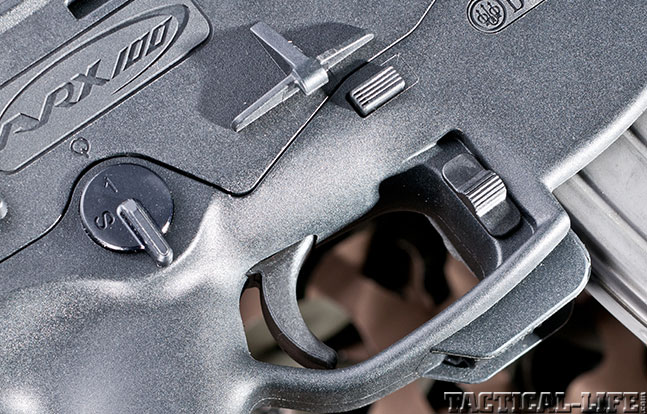 ARX100 Black Guns trigger