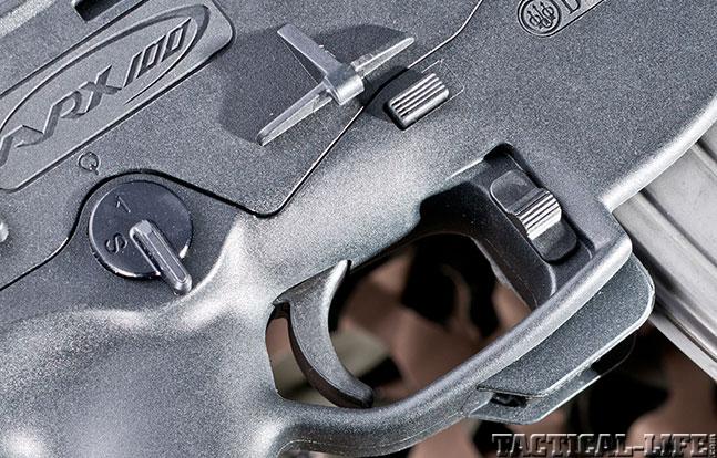 ARX100 Black Guns trigger