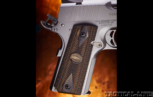 Auto-Ordnance Thompson Custom preview grip