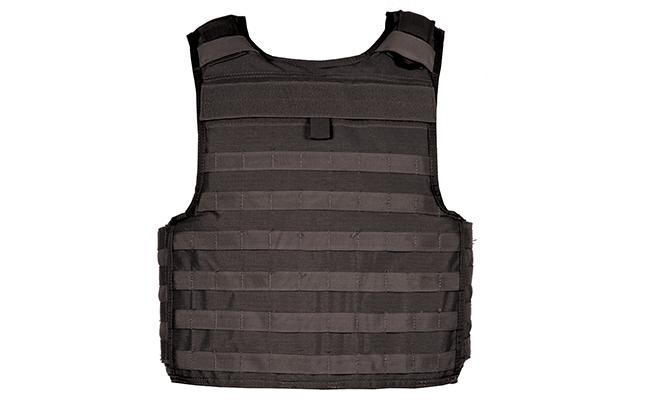 BlackHawk STRIKE Top Bulletproof black