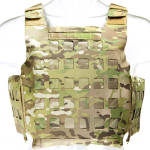 Blue Force Gear Top Bulletproof body armor front
