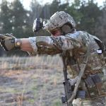 Blue Force Gear Top Bulletproof body armor handgun