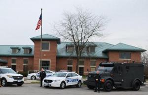 Ohio Law Enforcement Boardman Police MRAP