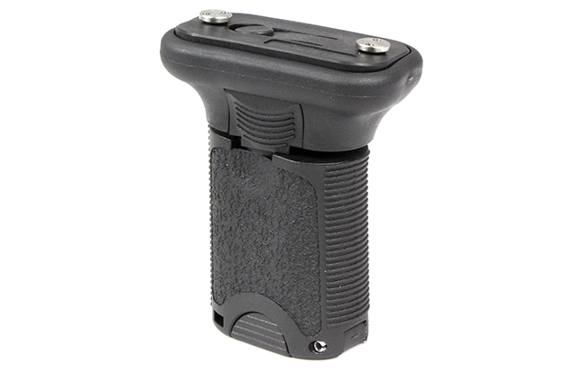 Bravo Short Vertical Grip 25 black