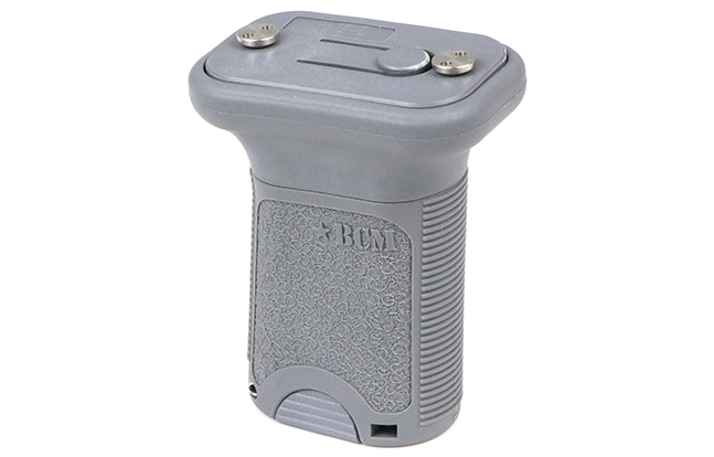 Bravo Short Vertical Grip 25 gray