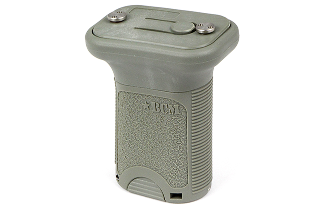 Bravo Short Vertical Grip 25 green