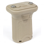Bravo Short Vertical Grip 25 tan