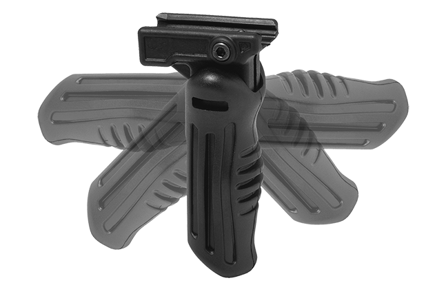 CAA Folding Vertical Grip 25 lead