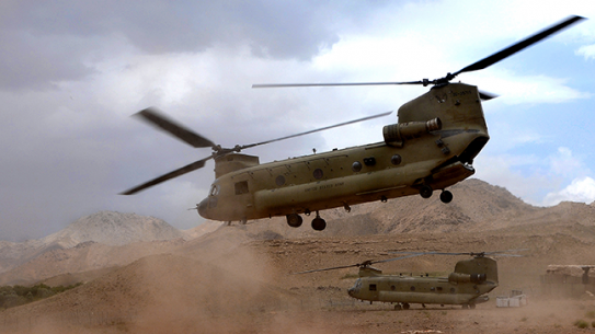 CH-47 Chinook Extortion 17