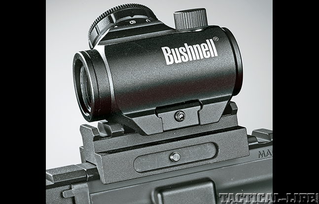 Custom AR BG2015 scope