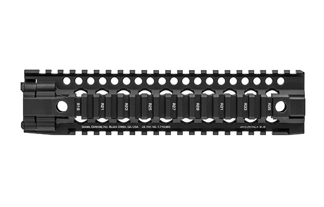 Daniel Defense AR-15 Lite Rail III 25 lead