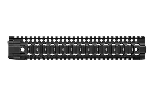 Daniel Defense AR-15 Lite Rail III 25 long