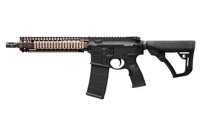 Daniel Defense Sentries MK18
