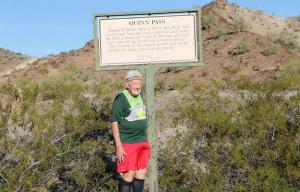 Ernie Andrus cross country run