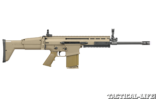 FN SCAR 17S gen evergreen lead