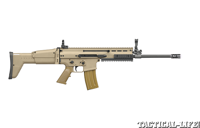 FN SCAR 16S gen evergreen lead