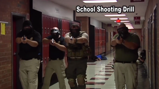 Georgetown County Active Shooter Training