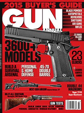 Gun Annual 2015