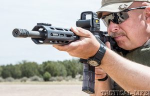 Gunsite Academy skill build L15 Patrol