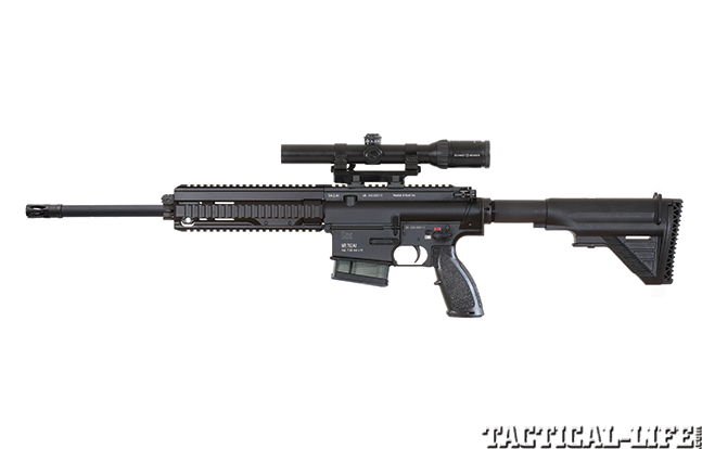HK MR762A1 gen evergreen scope