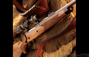 Kimber Caprivi rifle preview cut