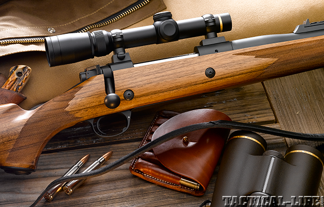 Kimber Caprivi rifle preview lead