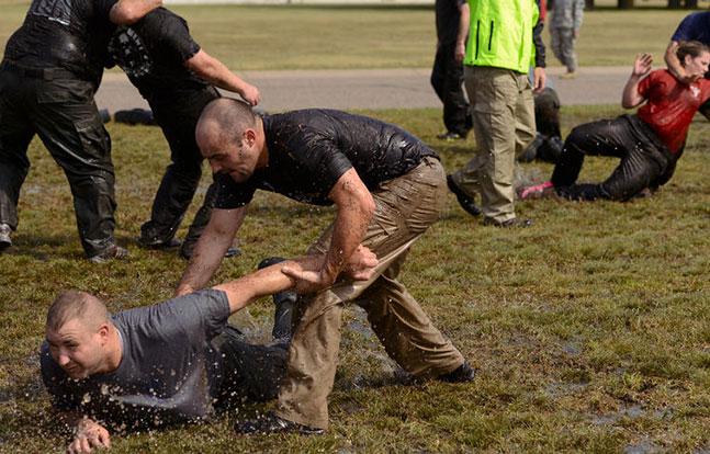 L.O.C.K.U.P. Combat Program Minnesota