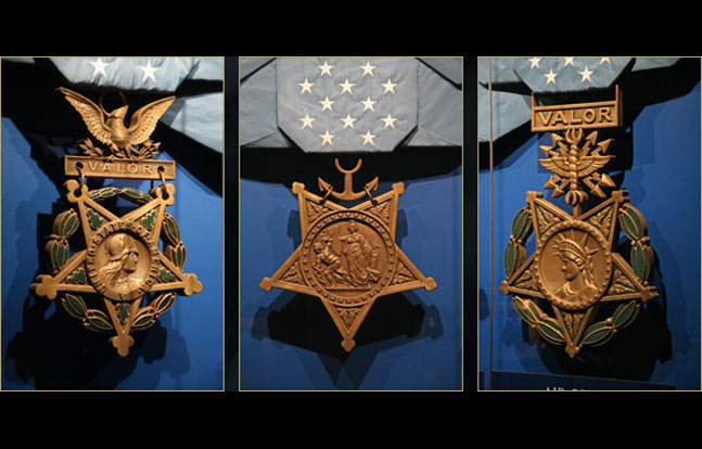 Medal of Honor Vietnam War Civil War