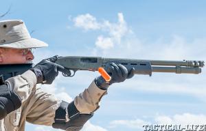 Mossberg-Red Jacket 590 Shotgun exclusive