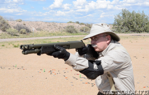 Mossberg-Red Jacket 590 Shotgun field exclusive
