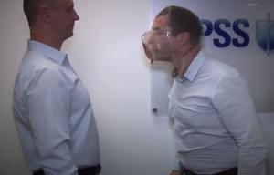 PPSS Anti-Spit Mask