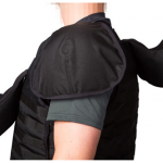PPSS Cell Extraction Vest shoulder