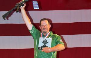 Joe Hendricks Sr. Team Remington NRA