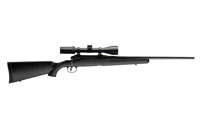 Savage Arms AXIS II XP package