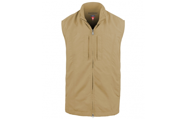 ScottEVest RFID Travel Vest khaki