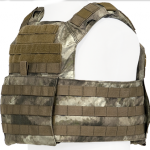 Shellback Tactical Banshee Rifle Plate Carrier camo side