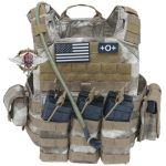 Shellback Tactical Banshee Rifle Plate Carrier lead