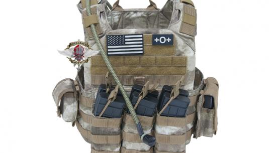 Shellback Tactical Banshee Rifle Plate Carrier lead