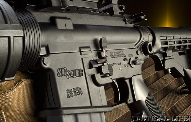Sig Sauer M400 SRP preview side