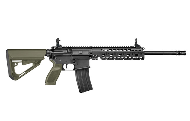 SIG516 green Sig Sauer Superiority BG