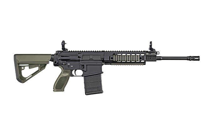 SIG 716 green Sig Sauer Superiority BG