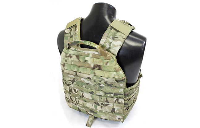 SKD Tactical PIG top bulletproof back