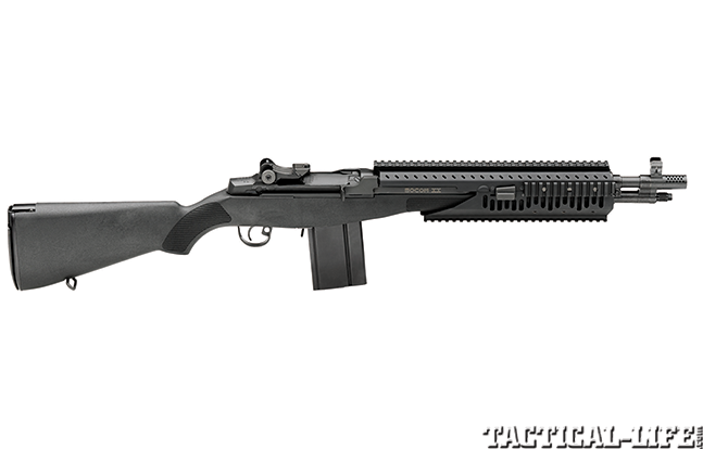 Springfield M1A SOCOM II gen evergreen right