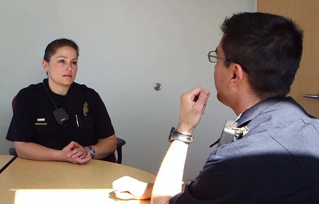 Suicide Prevention law enforcement video