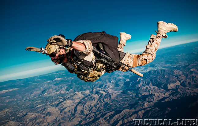 SureFire SOCOM suppressors freefall