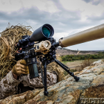 SureFire SOCOM suppressors ground