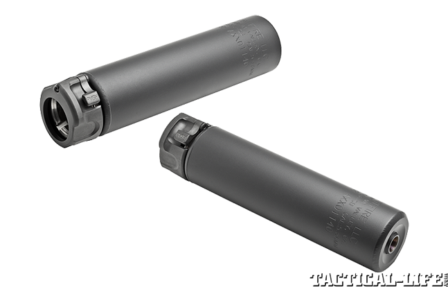 SureFire SOCOM68 evergreen black duo