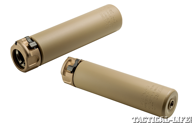 SureFire SOCOM68 evergreen duo